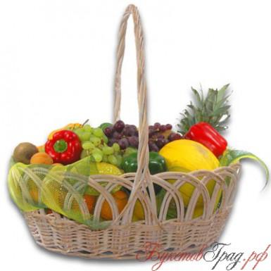 "Корзина с фруктами ""Лето"""