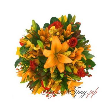 Букет «Осенний каприз»