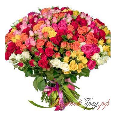 Нижний новгород 101 роза купить